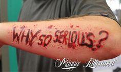 why so serious tattoo design - Αναζήτηση Google
