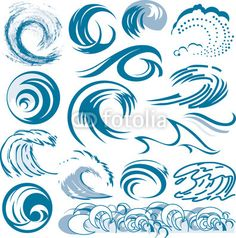 ocean waves clipart clipart panda free clipart images layout