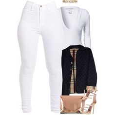 Untitled #1615 by power-beauty on Polyvore featuring polyvore, fashion, style, Burberry, NLY Trend, Giuseppe Zanotti, MM6 Maison Margiela, New Look and clothing