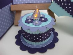 Blue Jelly Sew n So - Victoria Rogers: Stampin' Up! Birthday in a Box Best Picture For DIY Candles color For Your Taste You are looking for something, and it is going to tell you exactly what you are Birthday Decorations For Men, Diy Birthday Banner, Birthday Card Sayings, Birthday Box, Rustic Candles, Diy Candles, Tea Light Candles, Recycled Paper Crafts, Battery Operated Tea Lights
