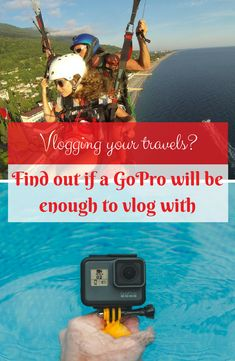 Find out if a GoPro for vlogging is good enough | Go Pro | drone | travel vlog | travel blog | family travel | travel