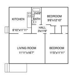 Pics For Small House Plans Under 400 Sq Ft