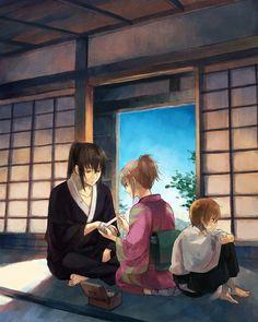 Gintama Hijikata Toushirou, Okita Mitsuba, okita sougo