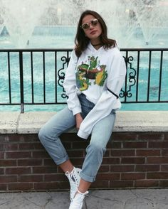 Passando uma temporada na cidade com Sasha Meneghel, Bruna vem desfilando produções lindas!