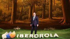Sánchez Galán, durante la última Junta General de la compañía. El presidente de Iberdrola gana casi 42.000 euros al día. Una verguenza....