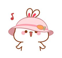 Cute Bunny Cartoon, Cute Cartoon Images, Cute Kawaii Animals, Cute Love Cartoons, Cute Cartoon Wallpapers, Cute Images, Cute Bear Drawings, Cute Cartoon Drawings, Kawaii Drawings
