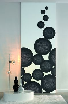 Casadeco So Wall Abstract Fusion Wall Panel - £182.90 - Available in 3 colour ways - www.4-id-shop.co.uk