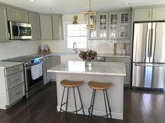 Beautiful smaller kitchen