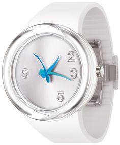 Reloj ODM 0ºC Blanco. http://www.tutunca.es/reloj-odm-0-c-blanco-y-azul