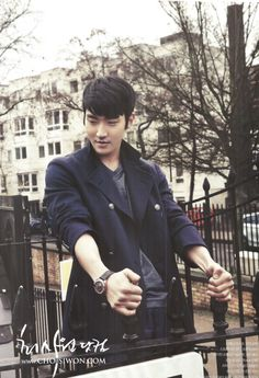 [Scan] Choi Siwon – GQ Magazine March Issue '12 | kyuqkyuute