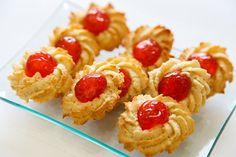 Pastas de Té Te enseñamos a cocinar recetas fáciles cómo la receta de Pastas de Té y muchas otras recetas de cocina..