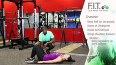 Forever F I T  Exercises   Crunches  Forever F.I.T. is an advanced nutritional, cleansing and weight-management program designed to help you look and feel better in three easy-to-follow steps: Clean 9, F.I.T. 1 and F.I.T. 2.