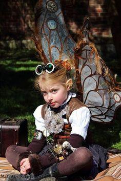 Billedresultat for kids steampunk kostume