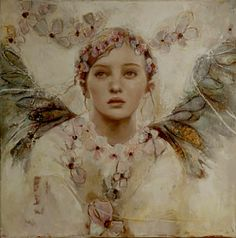 Marcia Batoni - Artes Visuais: *Anjos - Elvira Amrhein