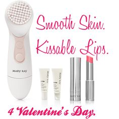 Smooth Skin. Kissable Lips. www.marykay.com/nicole.jowers