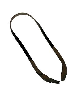 Carlos Silva, Necklace, Oak wood and Leather
