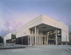 Austin E. Knowlton School of Architecture / Mack Scogin Merrill Elam Architects -  Columbus, Ohio
