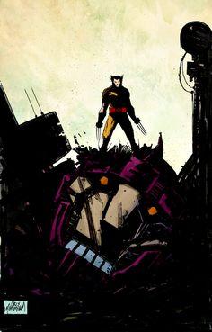 Wolverine by Chris Mooneyham