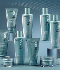 I'm a faithful user of Beauticontrol Spa Facial products. No parabins, sulfites and   an individual prescription for YOU!
