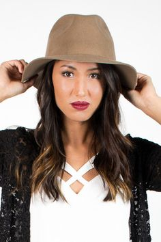 Fashion Hats for Fall