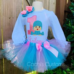 Gold Number Peppa Pig fairy ribbon trim  birthday  ribbon trim tutu dress size 6-12m 5t 12m 3t 4t 18m 24m 2t