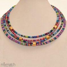 Line - Mixmatch - Handmade Jewelry Spring Summer 2015, Line, Bracelets, Necklaces, Handmade Jewelry, Boho, Ethnic, Jewellery, Lanyard Necklace