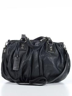 Check it out - Charles David   Leather Shoulder Bag for $91.49 on thredUP!