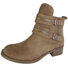 Gentle Souls Womens Barberton Suede Ankle Boot Shoe *** You can get additional details at the image link. (This is an Amazon affiliate link)