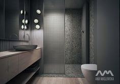 Beach House Bathroom, Bathroom Wall, Bathroom Layout, Bathroom Interior, Arch Interior, Toilet Design, Bathroom Toilets, Contemporary Interior Design, Bath Remodel