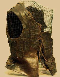 Spanish Brigandine of the late 15th century. Solsona Museum