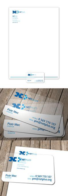 transparent business cards