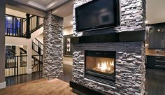 21 Best Fireplaces Images Fireplace Design House Design
