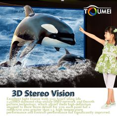 Toumei V3 3D projector Built-in precision DMD digital light processing chip, with exquisite color allocation algorithm, the color bright, vivid, let the world of children more colorful. you can purchase it at http://www.toumeipro.com/projector/v3-3d-intelligent-projector.html #Toumei #3DProjector #DMD #ToumeiV3 #Projector