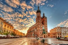 "Want to go somewhere with a never-ending supply of cultural and political history? Head to Kraków. The city is a ""treasure trove"" of historic architecture and boasts more historic buildings and monuments than any other city in Poland. Must-sees include Wawel Castle, Kraków's Old Town, the former Jewish quarter (Kazimierz) and Rynek Glowny main square."