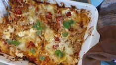 Tonnikalapasta on helppo uuniruoka Pasta Recipes, Cooking Recipes, Quiche, Macaroni And Cheese, Food And Drink, Favorite Recipes, Breakfast, Ethnic Recipes, Koti