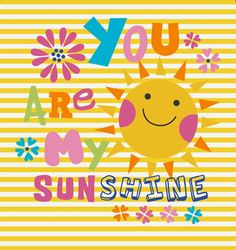You are my Sunshine You Are My Sunshine, Tweety, Pikachu, Stars, Fictional Characters, Grandkids, Moon, Education, The Moon