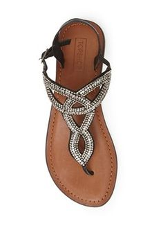 I adore these sandals!