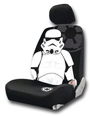 Star Wars Stormtrooper Low Back Seat Cover