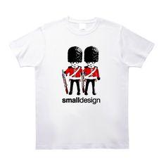 ロンドン近衛兵 Tシャツ - 時事Tシャツを毎週発売!「スモールデザイン」 東京から全国へ通販