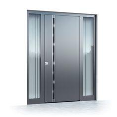 Interior and exterior doors by MilanoDoors, contemporary italian doors, modern wood doors. Modern Wood Doors, Modern Exterior Doors, Interior And Exterior, Interior Modern, Italian Doors, Garage Door Styles, Steel Doors, Entry Doors, Design Awards