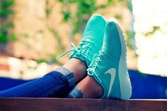 """newest 45fb3 d406d Yaly Wearing The Nike Roshe Run """"Tropical Twist"""" (Fourth and final photo)  This is a test session I did yesterday for one of many ideas I have on  """"Sneaker ..."""