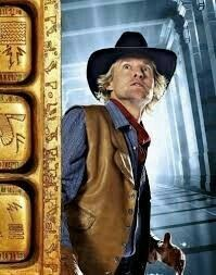 #NightAtTheMuseumBattleOfTheSmithsonian (2009) - #JedediahSmith Owen Wilson, Night At The Museum, Space, Characters, Display