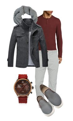 """""""Spring Casual ..."""" by parisareyhanian on Polyvore featuring ATM by Anthony Thomas Melillo, Closed, Barneys New York, Terra Cielo Mare, men's fashion and menswear"""