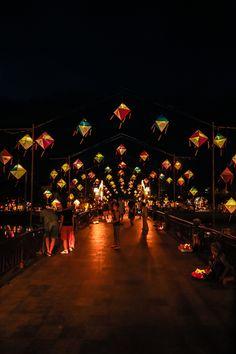 Night in Hoi An - Vietnam