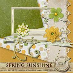 Spring Sunshine [DL-LB-K-SpringSunshine]