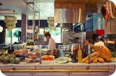 Een nieuw restaurant in dé horecastraat van Utrecht, waar je heerlijk Italiaans kunt uit eten is restaurant De Markt.