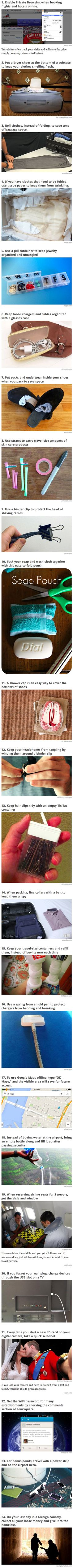 Before Going on Your Next Trip, Here Are Cool Travel Hacks That Might Come in Handy