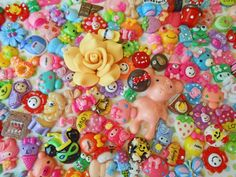 Candid 50pcs Diy Flatback Resin Flower Cabochon Button Scrapbooking Slime Charms Beautiful Flower Flat Backs Home & Garden Apparel Sewing & Fabric