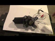 Dead Things Vlog - Windshield Wiper Motor Wiring - YouTube