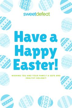 Sweet Defeat - Drop the Sugar. Stop Sugar Cravings, Sugar Free Diet, Happy Easter, Detox, Learning, Sweet, Happy Easter Day, Candy, Studying
